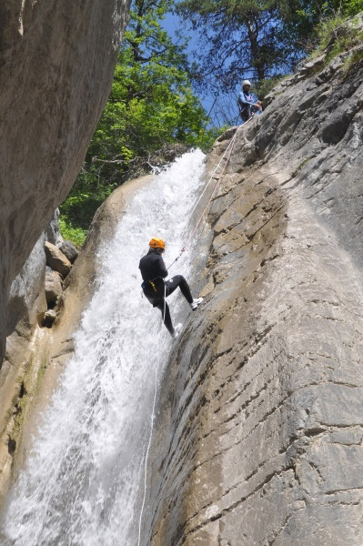 Residence Les Gorges Rouges - Guillaumes - Canyoning